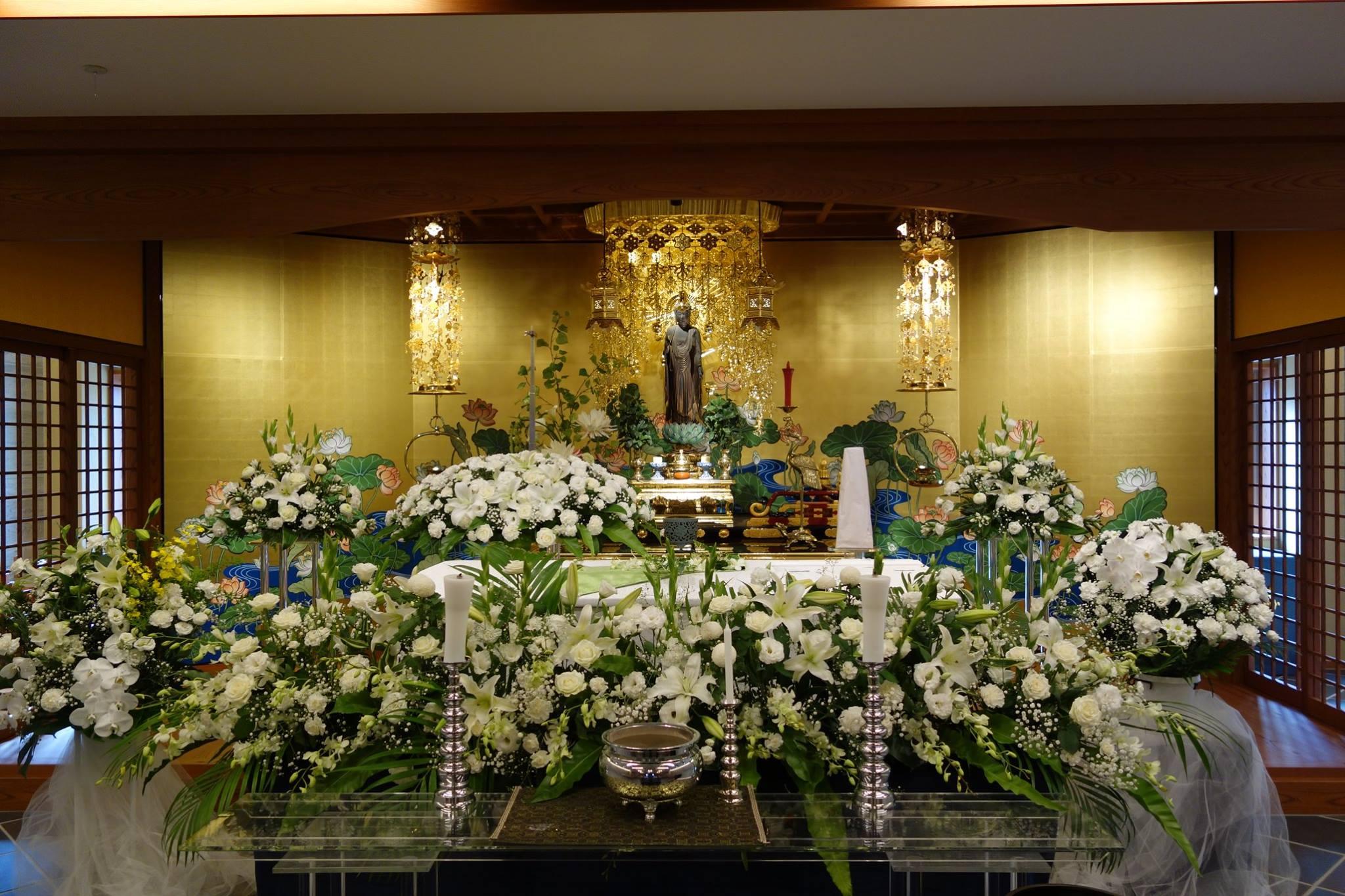 眞敬寺 蔵前陵苑の葬儀